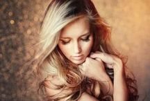 Eye Popping Portraits / Inspirational portrait photography. Beautiful photography of beautiful women.  / by SMS