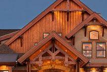 Log Homes, Landscape, Shelter Design