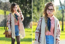 Fashion, Baby. / I'm that casual boho chick. / by CarolIsla