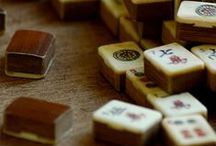 Mahjong Sets / The board created for the Mahjong fans... an awesome board game! A great mahjong resource: www.thegameuspply.com #mahjongsets #mahjongtile