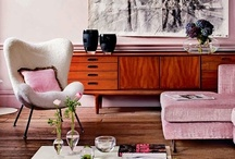 Interiors / by Guy Harkness