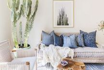 h o m e : living room / ( the most lived-in room )