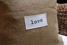 For the love of Burlap
