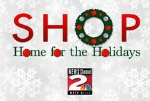 WKTV Shop Home for the Holidays / Shop home for the holidays with some of the finest stores in the Central New York area, / by WKTV
