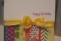 Card Samples / Handmade cards I love! / by Polly Shafer
