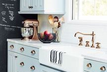 h o m e : kitchen / ( the heart of the home )
