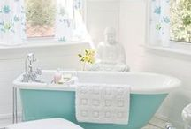 h o m e : bathroom / ( most relaxing room of the house )