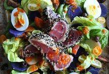Salads / by Lilac Laron