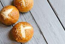 Bread / by Lilac Laron