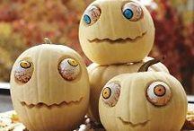 WKTV Halloween Pumpkin Ideas / Carve, paint, draw or whatever / by WKTV