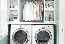h o m e : laundry room / ( making laundry enjoyable one pretty room at a time )