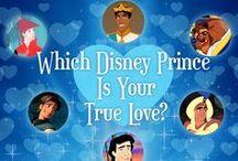 Disney / Pins about Disney movies. / by Elizabeth Bitterman