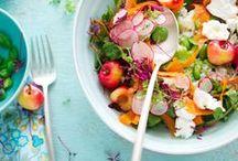 f o o d : salads