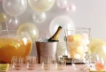 Classy cocktail party