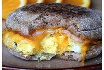 Pinterest Cookbook: Breakfast