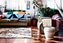 Loft Life || Small Spaces / by Laila Victoria