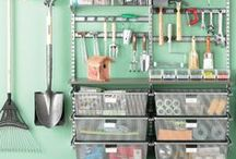 h o m e : organizing / (tips and tricks on keeping your household organized!)