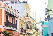 """t r a v e l : puerto rico / (we called this place """"home"""" for 20 years!)"""