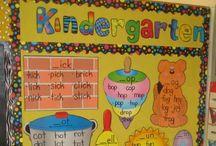 Kindergarten!! / by Jennifer Ashmore