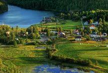 Scandinavia / by Lilac Laron
