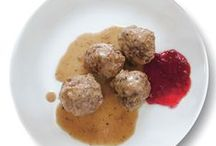 Meatballs, Meatloaf, and Misc Ground Meat Recipes