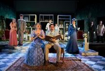 The Importance of Being Earnest / Photos from Sport For Jove's Production of The Importance of Being Earnest.