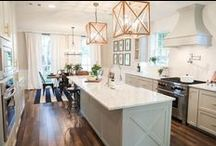 Kitchen / by Kristen Stansell | Crafted By