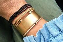 Designer - Elsa Madjar / Diamonds and silver jewels, diamonds and gold jewels, handmade jewels