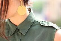 Earring Close Ups / Mix and match earrings