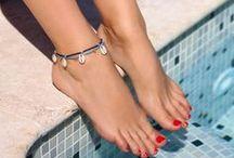 Anklets Close Ups