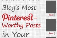 blog tips / by Melanie Love Kelly