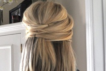 Hairstyles I Want to Try / So many styles, so little time / by Kristin Darr