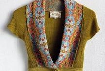 Knitted Sweaters, tops, Cardis, Vests, Tunics...