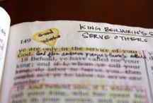 churchy things / by Sarah Kargol