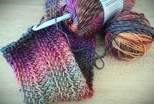 Crocheting and Knitting / Various stitches, ideas and patterns for knitting and crocheting. some patterns are for sale so feel free to support these talented individuals