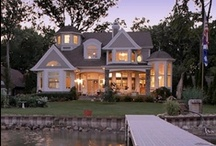 home | settled down | suburbania / rustic, country, homey + contemporary finishes / by Vivian Tang
