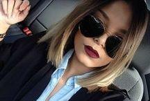 | hairstyles | / >> hair inspiration / tutorials <<