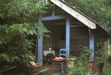 ~CABINS~~OUTSIDE~INSIDE~~~~ / by Jean Mcreynolds