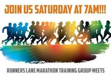 Runners Lane Events / by Runners Lane