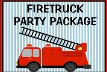 firetruck party