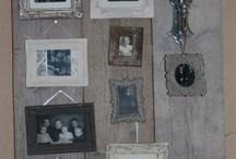 Foto ideeën | Photo ideas / Heb jij ook zoveel foto's liggen waar je niets mee doet? Dat kan anders! Hier vind je de leukste ideeën voor je foto's die al jarenlang in een doos liggen! www.canvascompany.nl