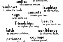 Inspiration-Quates / Inspirational quotes and pictures. May be useful in the coaching and scrapbooking