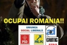 Falsa Societate civila din Romania