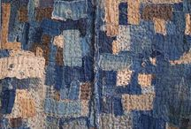 Nice mending / Boro and other forms of traditional mending of textiles