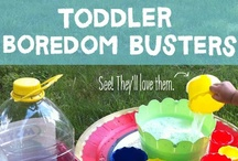Toddler Time / by Amy Trevino