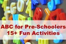 Preschool Play / by Amy Trevino