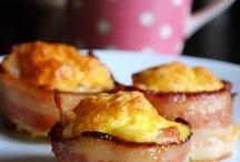 Breakfast Bites / by Amy Trevino