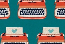 typewriters  / by Barbara Saia