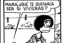 Adoro a Mafalda