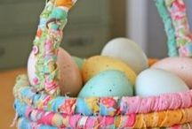 Cute Ideas: Holidays EASTER/SPRING / Christ the Lord is Risen today--Alleluia! / by Vicki Newendorp
